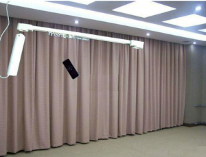 jual motorized curtain