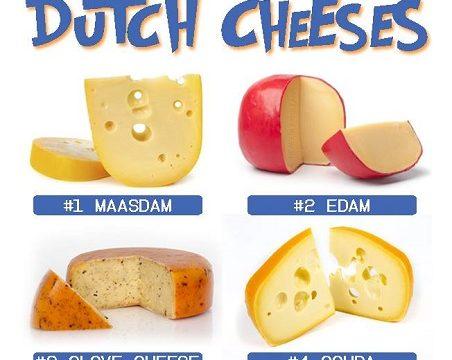 Jual Keju Belanda Asli Dan Berbagai Jenis Ragam Keju di Dunia