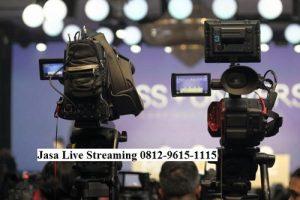 Jasa sewa Live Streaming