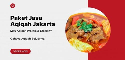 Penyedia Jasa Paket Aqiqah Jakarta Terbaik Untuk Putra Putri Anda