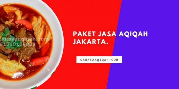 Aqiqah Jakarta Utara