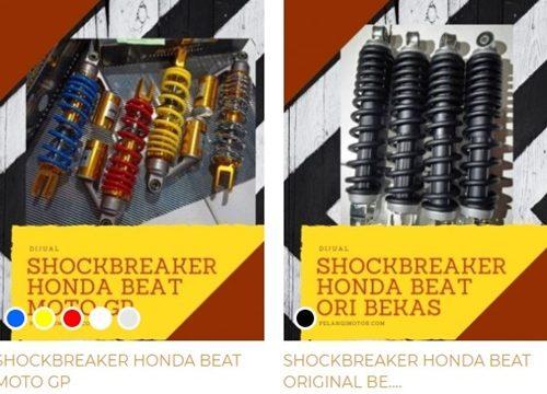 Harga Shockbreaker Belakang Beat