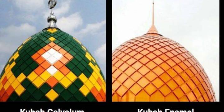 Harga Kubah Masjid Terbaik