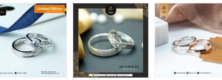Inspirasi Cincin Pernikahan Emas Magelang